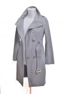Coat Woman Black Patricia Pepper Size 40