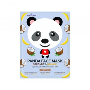 Montagne Jeunesse Panda Face Mask 1 Unit