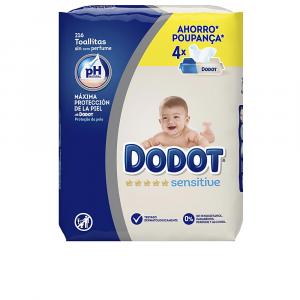 Dodot Sensitive Ph Natural Toallitas Húmedas 216 Uds