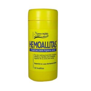 Hemoallitas Reckitt Benckisier Salviette Igieniche Salviette 50 Unità