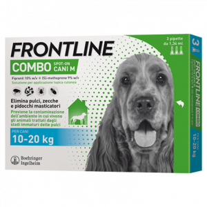 FRONTLINE COMBO SPOT ON  CANI 10-20Kg