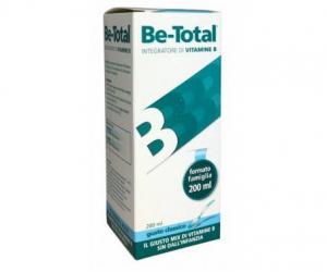 Betotal plus sciroppo classico 200ml formato famiglia