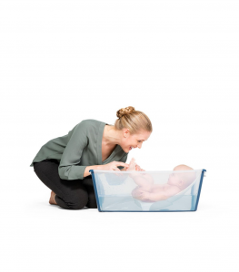 Kit bagnetto Stokke Flexibath +Newborn + Stand