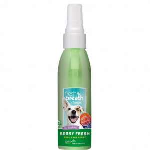 Tropiclean Berry Fresh Oral Care Spray 118ml