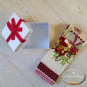 Scatole regalo con canovacci