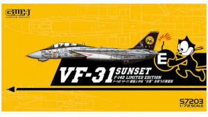 F-14D VF-31 SUNSET