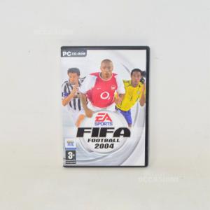 Videogioco Per Pc Fifa Football 2004
