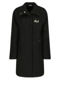 LIU-JO JEANS WF0425J6047  Cappotto realizzato in un morbido manto in simil shearling