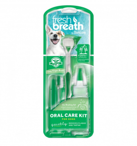 ORAL CARE KIT-FRESH BREATH-TROPICLEAN 59ml