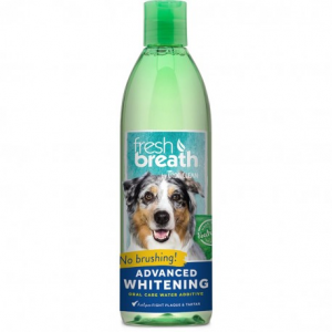 FRESH BREATH ADVANCED WHITENING ORAL CARE WATER 473ml
