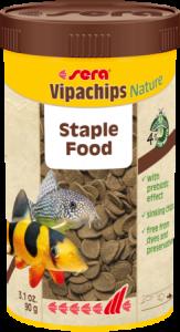 Sera Vipachips Nature 100ml (48 g)