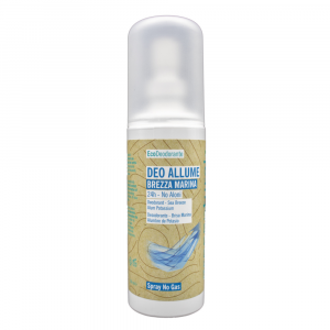 Deo No Gas allume di potassio brezza marina 100 ml