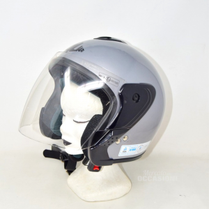 Caso For Motorcycles B-square Gray Size.s 55 / 56 Cm