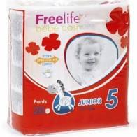 FREELIFE PANTS JUNIOR 5  12-18kg x20pz