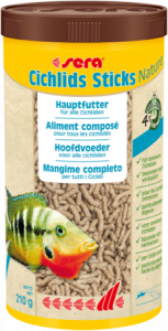 Sera Cichlids Sticks Nature