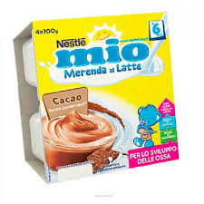 MERENDA CACAO 4x100gr
