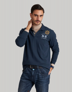 Polo UOMO LA MARTINA  ART.QMPG60