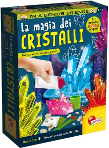 LISCIANI - I'M A GENIUS SCIENCE - La Magia dei Cristalli