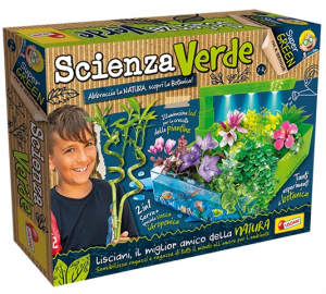 LISCIANI - SUPER GREEN (I'M A GENIUS) - Scienza Verde