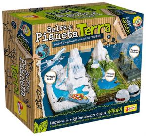 LISCIANI - SUPER GREEN (I'M A GENIUS) - Salva il Pianeta Terra