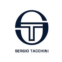 Sergio Tacchini Scarpa da Passeggio Nero/Bianco da Uomo
