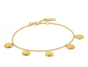 Gold Deus Bracelet