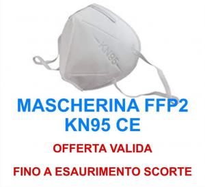 FFP2 KN95 - Confezione da 20