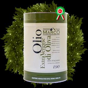 Olio Extra vergine di oliva 5 l