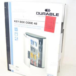 Durable Key Bo 48 Keys,tiny House Keychain With Combinazione 30x40x12cm New