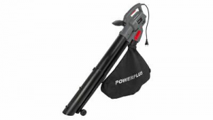 Power soffiatore aspiratore trituratore di foglie max 3300w