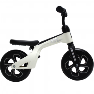Tech Bike senza pedali by Q Play | Bianco