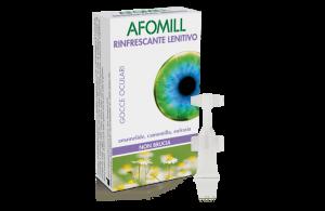 Afomill Antiarrossamento 10 flaconcini