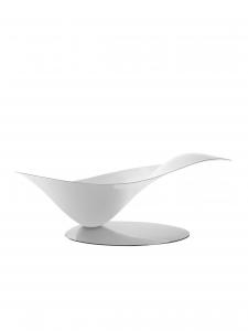 Centro tavola petalo bianco