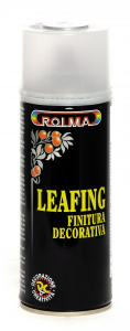 Bomboletta Spray leafing finitura decorativa