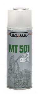 Bomboletta Spray MT 501 zinco chiaro
