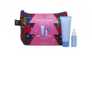 Apivita Aqua Beelicious Crema Idratante Comfort Texture Light 40ml Set 3 Pezzi