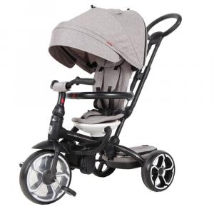 Triciclo Mutifunzione Prime by Q Play   grigio