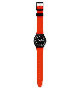 Orologio Red Grin