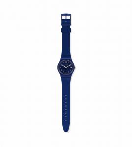 Orologio Silver in Blue
