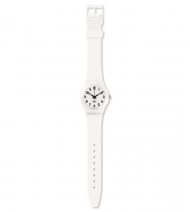Orologio Just White Soft