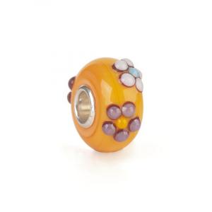 Beads Trollbeads Bouquet Arancione
