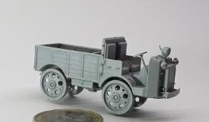 AUTOCARRETTA OM 58 Mod. 35