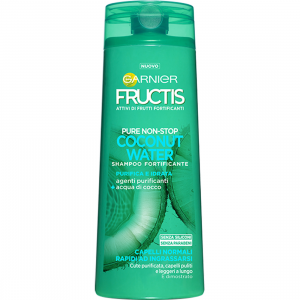 FRUCTIS Shampoo Pure Non-Stop Coconut Water Fortificante 250ml