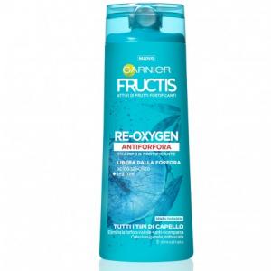 FRUCTIS Shampoo Re-Oxygen Fortificante Antiforfora 250ml