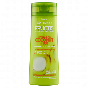 FRUCTIS Shampoo Hydra Liss Coconut Liss Fortificante 250ml