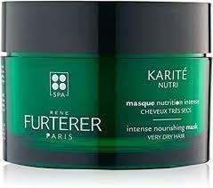 Rene Furterer Karité Nutri maschera nutrizione intensa - con risciacquo