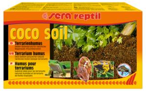 Sera reptil coco soil terrario in fibre di cocco 1pz