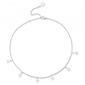 Collana donna Luca Barra con stelle