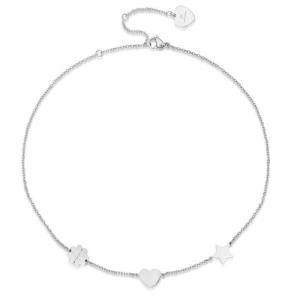 Collana donna Luca Barra con simboli