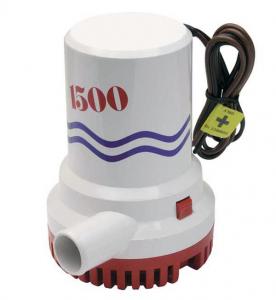 Pompa di sentina ad immersione 12V 1500GPH